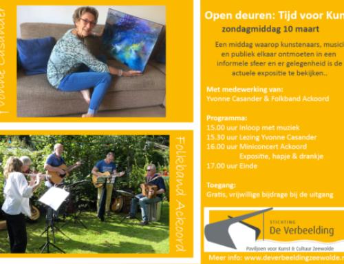 Open deuren met Yvonne Casander & Folkband Ackoord