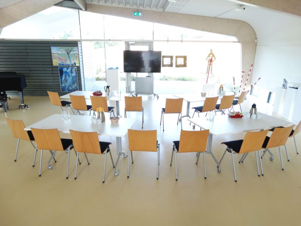 Seminar, workshop - grote zaal
