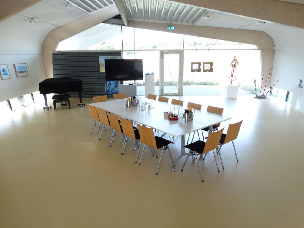 Vergaderen - grote zaal
