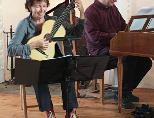 Duetten voor gitaar en fortepiano uit de vroeg-Romantiek