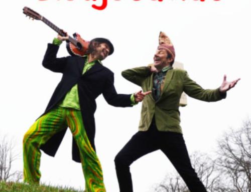 Familievoorstelling 'De Liedjesatlas' en High Tea tijdens WERELDDORPDAG 2019