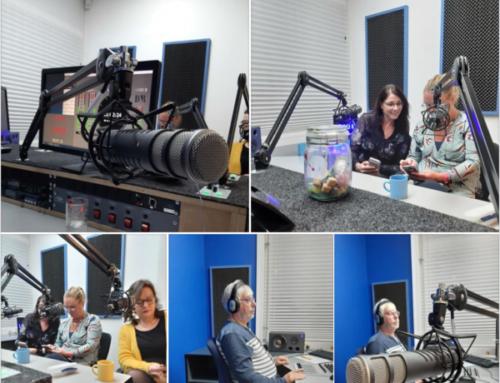 Stichting De Verbeelding bij LOZ radioprogramma
