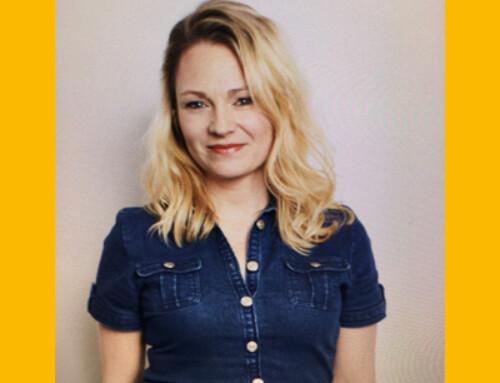 Kirsten Huismans, nieuw bestuurslid van stichting De Verbeelding