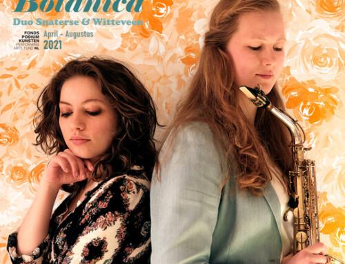 Duo Snaterse en Witteveen 'Concert Botanica – Zeg het met bloemen'